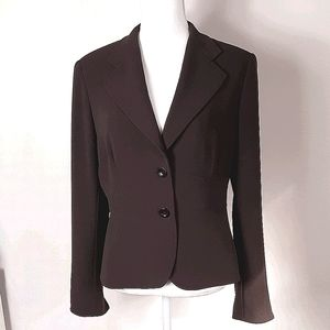 Max Mara brown blazer
